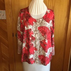 CATO lightweight sweater top Size 18/220W